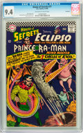Silver Age (1956-1969):Horror, House of Secrets #77 Savannah pedigree (DC, 1966) CGC NM 9.4Off-white to white pages....