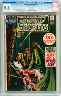 Bronze Age (1970-1979):Horror, House of Secrets #93 Savannah pedigree (DC, 1971) CGC NM+ 9.6 Whitepages....
