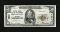 National Bank Notes:Oklahoma, Oklahoma City, OK - $50 1929 Ty. 1 The First NB & TC Ch. # 4862. This About Uncirculated addition to the census is t...
