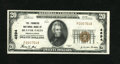 National Bank Notes:Pennsylvania, Beaver Falls, PA - $20 1929 Ty. 1 The Farmers NB Ch. # 4894. This $20 has a vertical and lateral center fold. Extremel...