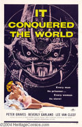 Movie Posters:Science Fiction, It Conquered the World (American International, 1956)....