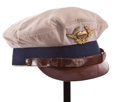 "Movie/TV Memorabilia:Costumes, A Pilot Cap from ""The High and the Mighty.""..."