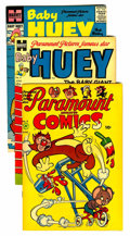 Golden Age (1938-1955):Cartoon Character, Paramount Animated Comics File Copy Group (Harvey, 1953-56)....(Total: 13 Comic Books)