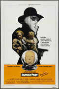 "Movie Posters:Hitchcock, Family Plot (Universal, 1976). One Sheet (27"" X 41""). Hitchcock....."