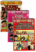 Bronze Age (1970-1979):Romance, Young Love and Young Romance Group (DC, 1968-74) Condition: AverageVG.... (Total: 15 Comic Books)