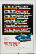 "Movie Posters:Rock and Roll, Let the Good Times Roll Lot (Columbia, 1973). One Sheets (2) (27"" X41""). Rock and Roll.. ... (Total: 2 Items)"