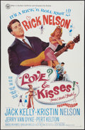 """Movie Posters:Rock and Roll, Love and Kisses (Universal, 1965). One Sheet (27"""" X 41""""). Rock andRoll.. ..."""