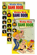Bronze Age (1970-1979):Humor, Richie Rich Bank Book File Copies Group (Harvey, 1972-82)Condition: Average NM-....