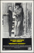 "Movie Posters:Academy Award Winners, Midnight Cowboy (United Artists, 1969). One Sheet (27"" X 41"") X-Rated Style. Academy Award Winners.. ..."