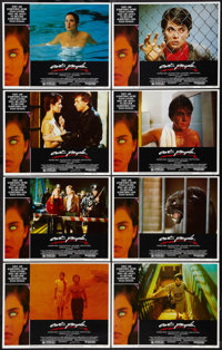 """Cat People (Universal, 1982). Lobby Card Set of 8 (11"""" X 14""""). Horror. ... (Total: 8 Items)"""