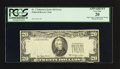 Error Notes:Missing Third Printing, Fr. 2072-? $20 1977 Federal Reserve Note. PCGS Apparent Very Fine 20.. ...