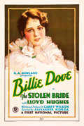 "Movie Posters:Drama, The Stolen Bride (First National, 1927). One Sheet (27"" X 41"")Style A.. ..."