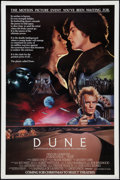 """Movie Posters:Science Fiction, Dune (Universal, 1984). One Sheet (27"""" X 41"""") Advance Style B.Science Fiction.. ..."""