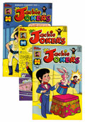 Bronze Age (1970-1979):Cartoon Character, Richie Rich and Jackie Jokers File Copies Group (Harvey, 1972-82)Condition: Average NM-.... (Total: 111 Comic Books)