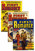 Golden Age (1938-1955):Romance, First Romance File Copies Group (Harvey, 1949-58) Condition: Average VF.... (Total: 49 Comic Books)