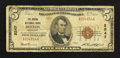 National Bank Notes:Maryland, Denton, MD - $5 1929 Ty. 1 The Denton NB Ch. # 2547. ...