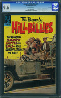 Silver Age (1956-1969):Humor, Beverly Hillbillies #17 - File Copy (Dell, 1967) CGC NM+ 9.6 Off-white pages.