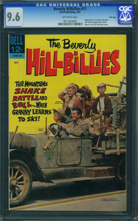 Beverly Hillbillies #17 - File Copy (Dell, 1967) CGC NM+ 9.6 Off-white pages