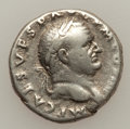 Ancients:Ancient Lots  , Ancients: ROMAN EMPIRE. Lot of seven Flavian AR denarii (7). ... (Total: 7 coins)