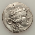 Ancients:Ancient Lots  , Ancients: Lot of two Thracian AR tetradrachms (2). ... (Total: 2 coins)