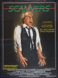 """Movie Posters:Horror, Scanners (Avco Embassy, 1981). French Grande (46"""" X 62""""). Horror.. ..."""
