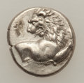 Ancients:Greek, Ancients: TAURIC CHERSONESE. Cherronesos. Ca. 386-338 BC. ARhemidrachm (2.14 gm)....