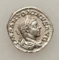 Ancients:Ancient Lots  , Ancients: ROMAN EMPIRE. Lot of eight high-grade Severan AR denarii(8). ... (Total: 8 coins)