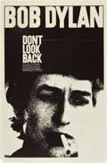 "Movie Posters:Documentary, Don't Look Back (Leacock-Pennebaker, 1967). One Sheet (27"" X 41"")....."