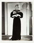 """Movie Posters:Miscellaneous, Jean Harlow by George Hurrell (MGM, 1935). Portrait Photo (8"""" X 10"""").. ..."""