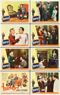 """Movie Posters:Comedy, Harvey (Universal International, 1950). Lobby Card Set of 8 (11"""" X 14"""").. ... (Total: 8 Items)"""