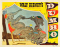 "Movie Posters:Animation, Dumbo (RKO, 1941). Lobby Card (11"" X 14"").. ..."