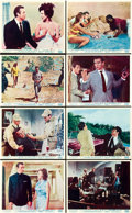 """Movie Posters:James Bond, Dr. No (United Artists, 1962). British Front of House Color PhotoSet of 8 (8"""" X 10"""").. ... (Total: 8 Items)"""