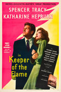 """Movie Posters:Drama, Keeper of the Flame (MGM, 1942). One Sheet (27"""" X 41"""") Style D....."""