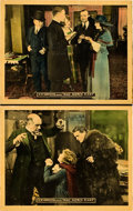 """Movie Posters:Drama, Way Down East (United Artists, 1920). Lobby Cards (2) (11"""" X 14"""")..... (Total: 2 Items)"""