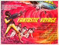 "Movie Posters:Science Fiction, Fantastic Voyage (20th Century Fox, 1966). British Quad (30"" X40"").. ..."