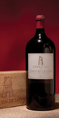Red Bordeaux, Chateau Latour 1982 . Pauillac. owc. Imperial (1). ... (Total: 1 Imp. )