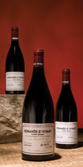 Red Burgundy, Romanee St. Vivant 2005 . Domaine de la Romanee Conti .Bottle (2). ... (Total: 2 Btls. )