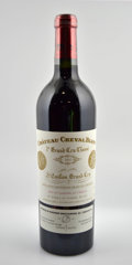 Red Bordeaux, Chateau Cheval Blanc 2002 . St. Emilion. Bottle (6). ...(Total: 6 Btls. )