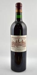 Red Bordeaux, Chateau Cos d'Estournel 2003 . St. Estephe. Bottle (5). ...(Total: 5 Btls. )
