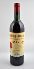 Red Bordeaux, Chateau Figeac 1982 . St. Emilion. Bottle (3). ... (Total: 3Btls. )