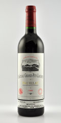 Red Bordeaux, Chateau Grand Puy Lacoste 1996 . Pauillac. owc. Bottle (12).... (Total: 12 Btls. )