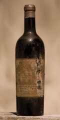 Red Bordeaux, Chateau Haut Brion 1920 . Pessac-Leognan. ms, hbsl, htl,spc. Bottle (1). ... (Total: 1 Btl. )