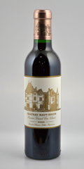Red Bordeaux, Chateau Haut Brion 2006 . Pessac-Leognan. 4lbsl. Half-Bottle(9). ... (Total: 9 Halves. )