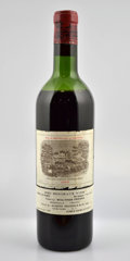 Red Bordeaux, Chateau Lafite Rothschild 1959 . Pauillac. ls, lnl, oxc.Bottle (1). ... (Total: 1 Btl. )