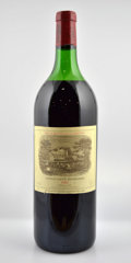 Red Bordeaux, Chateau Lafite Rothschild 1982 . Pauillac. 1bsl, 1hs. Magnum(2). ... (Total: 2 Mags. )