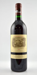 Red Bordeaux, Chateau Lafite Rothschild 1989 . Pauillac. Bottle (7). ...(Total: 7 Btls. )