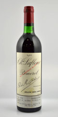 Red Bordeaux, Chateau Lafleur 1982 . Pomerol. bsl, cuc to reveal brandedcork. Bottle (1). ... (Total: 1 Btl. )