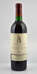 Red Bordeaux, Chateau Latour 1990 . Pauillac. 3ts, 2bsl, 1wisl. Bottle(3). ... (Total: 3 Btls. )