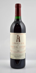 Red Bordeaux, Chateau Latour. Pauillac. 1992 Bottle (2). 1993 1lscl Bottle (2). 1996 2lbsl Bottle (1). ... (Total: 5 Btls. )