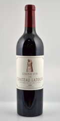Red Bordeaux, Chateau Latour 2004 . Pauillac. Bottle (12). ... (Total: 12 Btls. )